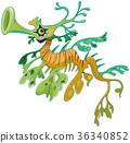 Dragon Seahorse 36340852