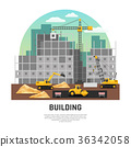 building, construction, machinery 36342058