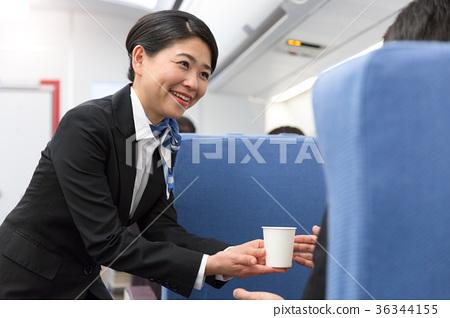 CA 기내 서비스 음료 음료 36344155