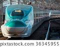 bullet train, shinkansen, train 36345955
