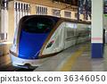 bullet train, shinkansen, electric train 36346050