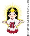 Amaterasu Okami-Character style 36347086