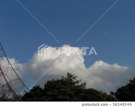 ท้องฟ้าเป็นสีฟ้า,ฤดูใบไม้ร่วง 36348549