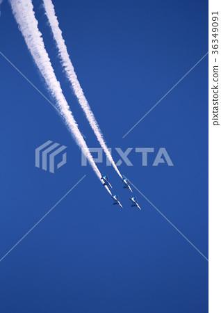 Blue Impulse Flight Iruma Air Festival 36349091