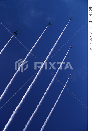Blue Impulse Flight Iruma Air Festival 36349096
