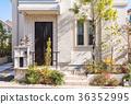 신축, 새 건물, 단독주택 36352995
