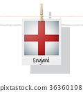 Photo of England flag 36360198