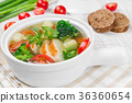 Vegetable soup 36360654
