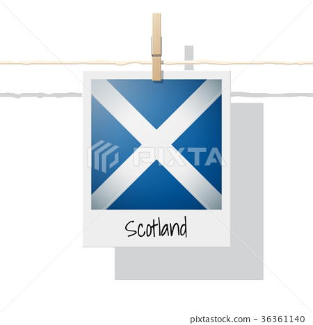 Photo of Scotland flag 36361140