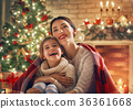 christmas, family, mother 36361668