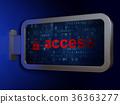security, concept, padlock 36363277