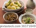 媽媽烹飪的味道 家常菜的味道 日本料理 36371649