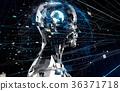 数码 抽象 技术 36371718