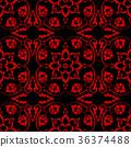 雞冠紅 花香 無縫的 36374488