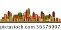 urban cityscape landscape 36376907