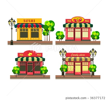 small local shop  36377172