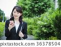 여성, 여자, 영업 36378504