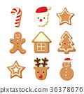 棒棒糖 聖誕老人 聖誕老公公 36378676