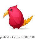 새, 만화, 재미 36380238