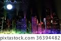 city fullmoon buildings 36394482