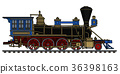 locomotive, vintage, steam 36398163