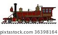 locomotive, vintage, steam 36398164