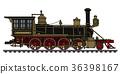 locomotive, vintage, steam 36398167