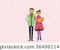櫻花圖像。春天的背景。櫻花暴風雪。日曆。季節。春天。 36400114