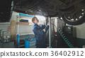 修理工 汽車 車 36402912