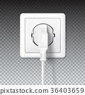 plug, plugged, power 36403659