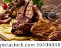 고기 모듬 36406048