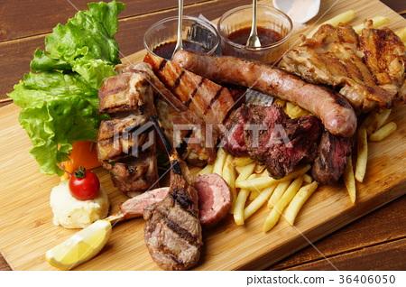 肉類拼盤 36406050