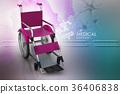 Wheel chair 36406838