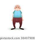 年长 老年人 老人 36407908