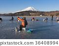 야마나카 코의 빙어 낚시 36408994