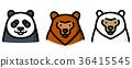 熊 動物 與眾不同的 36415545