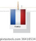 Photo of France flag 36416534