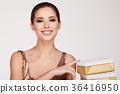 gift, female, woman 36416950