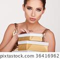 gift, female, woman 36416962