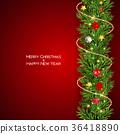 背景 圣诞节 圣诞 36418890