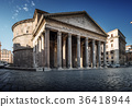 Pantheon in Rome, Italy 36418944