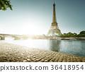 Eiffel tower, Paris. France 36418954