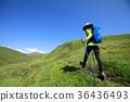 徒步旅行 徒步旅行者 健行者 36436493