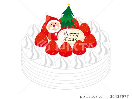聖誕蛋糕 聖誕季節 聖誕節期 36437977