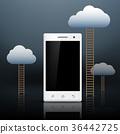 雲端 雲彩 雲 36442725