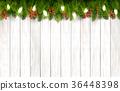 tree vector holiday 36448398