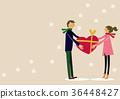 禮物 情人節 情人 36448427