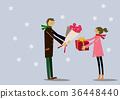 禮物 送禮 展示 36448440