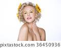肖像 女性 女 36450936