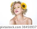 肖像 女性 女 36450937